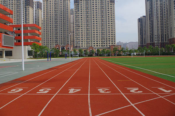 Xây dựng sân điền kinh đạt chuẩn quốc tế