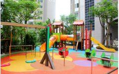 Tư vấn thiết kế thi công khu vui chơi trẻ em ngoài trời