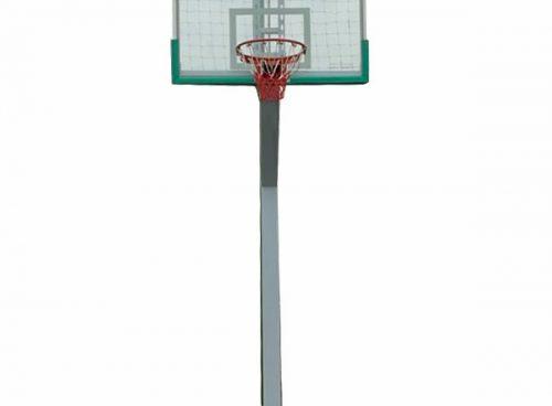 Trụ bóng rổ cố định trường trung học