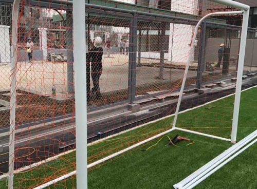 Cung cấp khung thành bóng đá